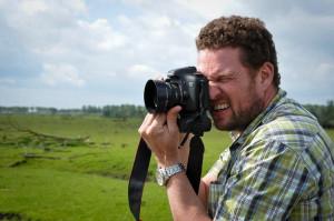 Fokko Erhart fotografeert